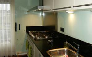 Badkamer en keuken achterwand