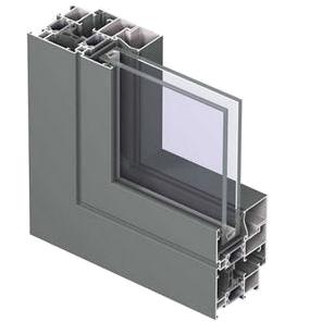 Aluminium plat profiel